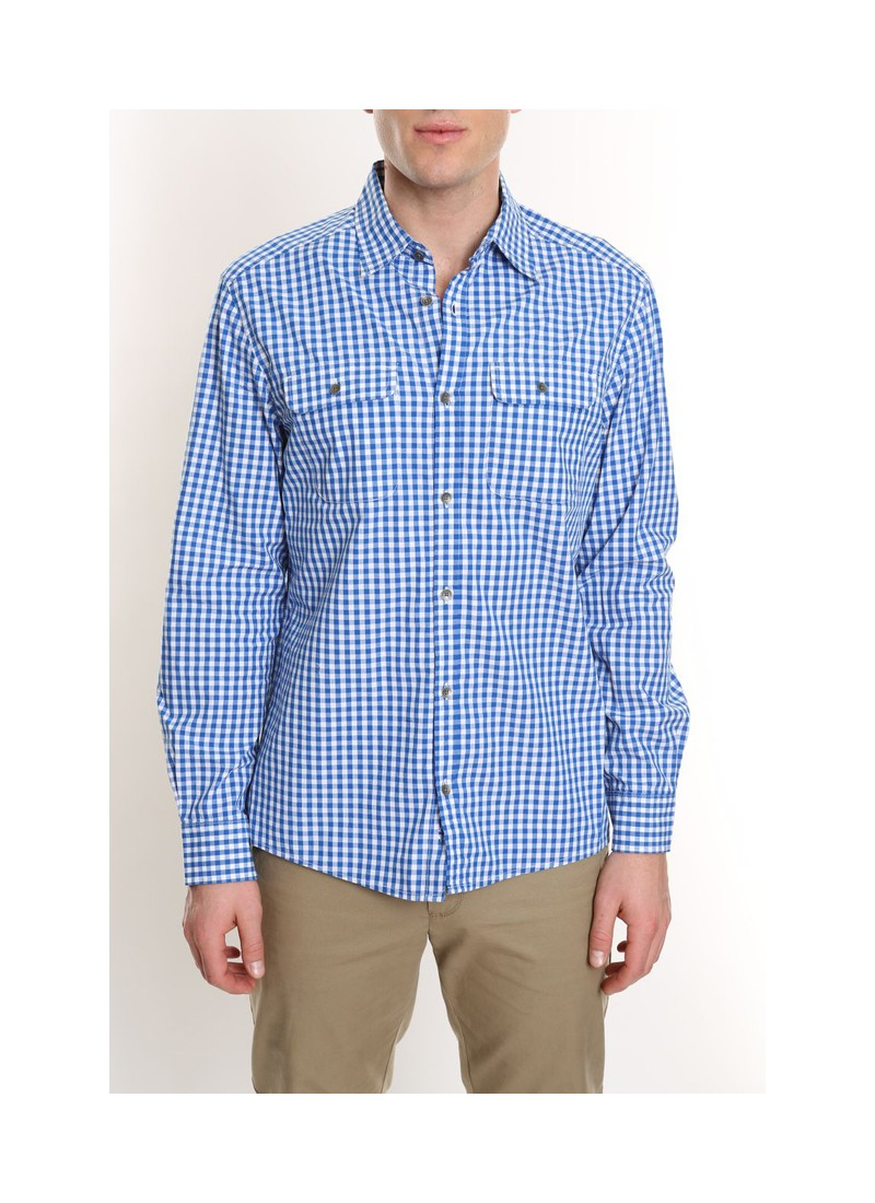 Carroll Check Dress Shirt