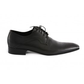 Dorian Perforated Oxford