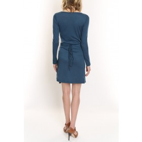Angela Wrap Dress